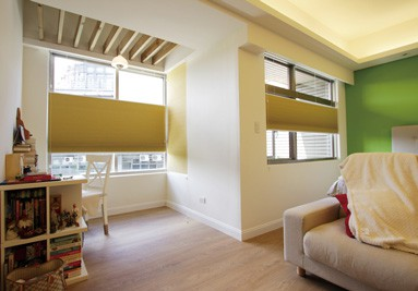 Honeycomb TDBU Blinds